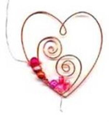 Кулон сердце своими руками - Самые лучшие кулончики только тут