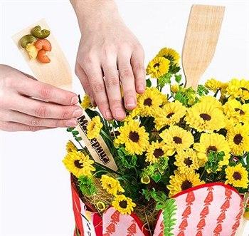 Горшочек для цветов своими руками