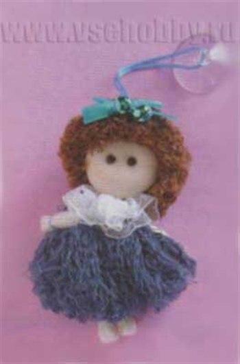 Куколка своими руками фото